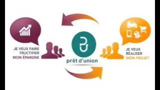 Prêt d'Union, première banque de particuliers à particuliers sur Europe 1